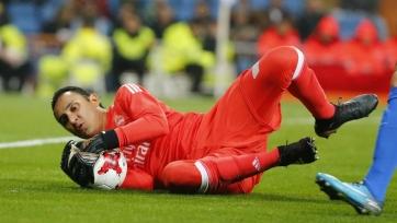 Навас: «Я должен наслаждаться карьерой в «Реале»
