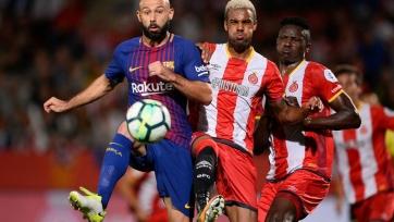 Маскерано: «Моё время в «Барселоне» подходит к концу»