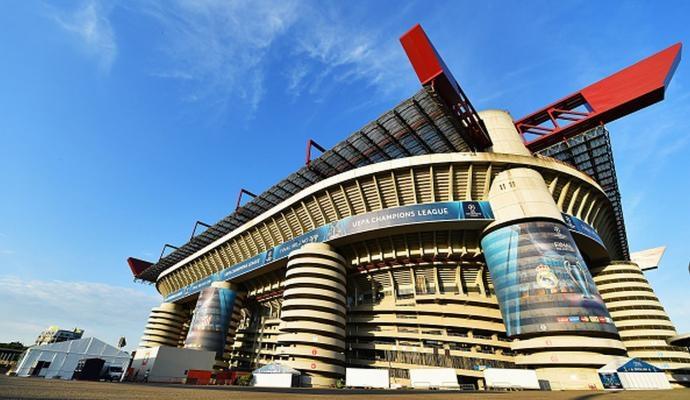 Милан начал переговоры о строительстве нового стадиона
