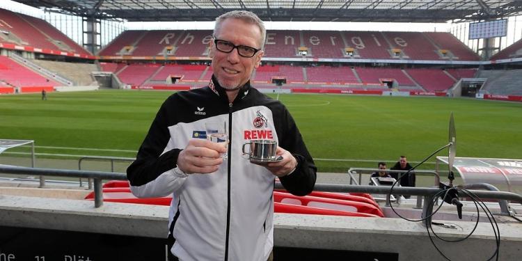 Кёльн уволил главного тренера