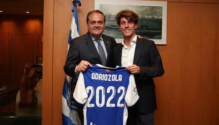 «Реал» готов подписать Одриосолу