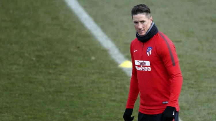 Атлетико предоставил Торресу возможность покинуть клуб