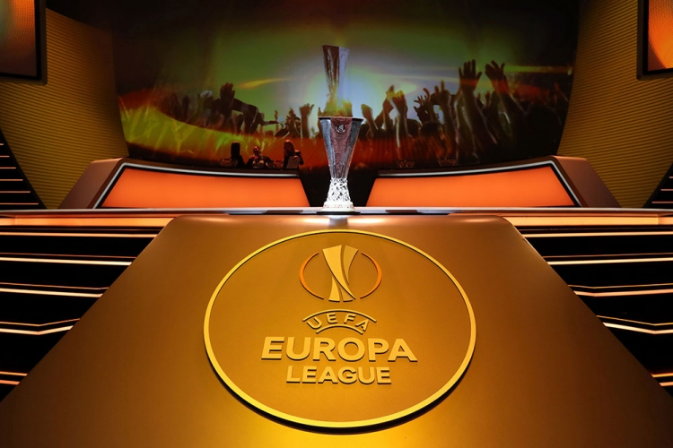 Жеребьёвка 1/16 финала Лиги Европы. Как это было