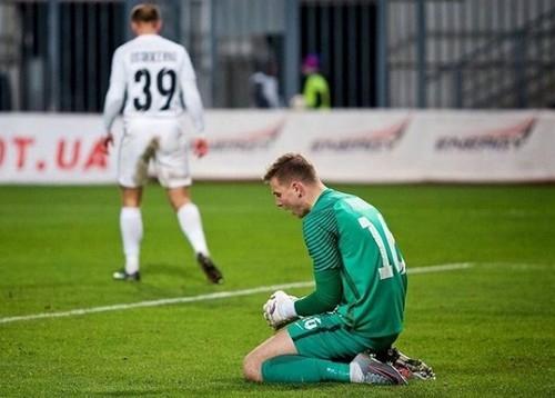 «Арсенал» и «Тоттенхэм» следят за Андреем Луниным