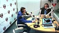Спорт FM: 100% Футбола с Юрием Розановым (22.12.2017)