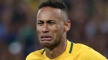 Неймар: «На ЧМ в Бразилии я много плакал»