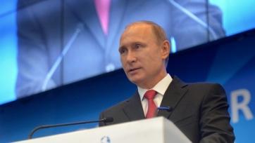 Путин: «Чемпиона мира определит не случай»