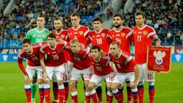 Определены соперники сборной России на ЧМ-2018