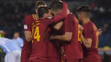 «Рома» победила СПАЛ и догнала «Ювентус»