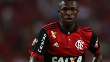 Винисиус Жуниор присоединится к «Реалу» уже летом