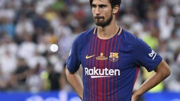«Барселона» не расстанется с Андре Гомешем зимой