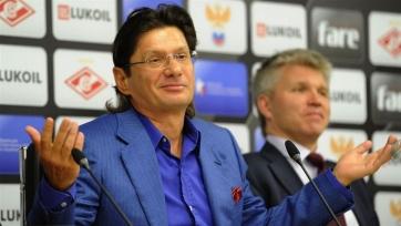 Федун оценил перспективы сборной России на ЧМ-2018