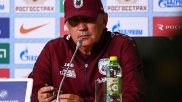 Бердыев: «Удаление Наваса сломало игру «Рубина»