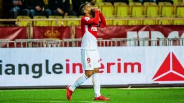 «Монако» вымучил победу над «Анже» благодаря голу Фалькао