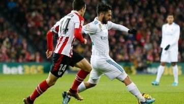 «Реал» не смог забить в Бильбао, Рамос удалился