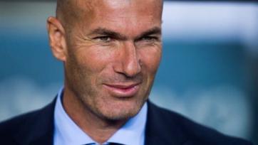 Зидан: «Я очень доволен игрой «Реала»