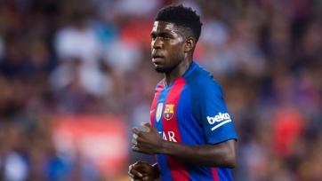 «Барселона» потеряла Умтити на два месяца