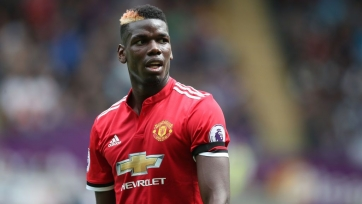 Погба: «Надеюсь, самые важные игроки «Манчестер Сити» скоро получат травмы»