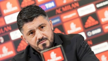 Гаттузо прокомментировал осечку «Милана»