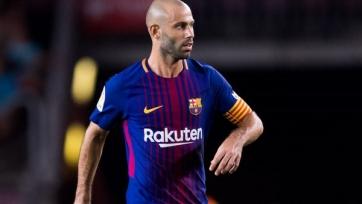 Источник: «Барселона» не намерена расставаться с Маскерано