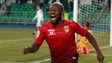 Игбун: «Это футбол, в первом тайме у меня не получалось, но мы остались в игре и добились результата»