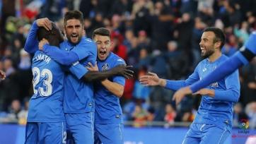 «Валенсия» потерпела первое поражение в сезоне, уступив «Хетафе»