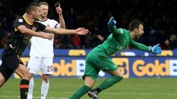 Вратарь «Беневенто»: «После гола «Милану» на меня подписалось 25 тысяч человек»
