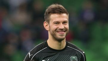 Смолов прокомментировал слухи о возможном переходе в «Реал»