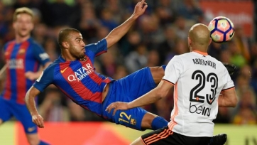 «Ювентус» нацелился на полузащитника «Барселоны»