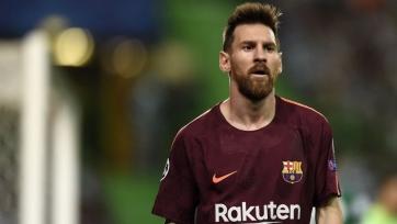 «Манчестер Сити» предлагал Месси 50 миллионов евро в год