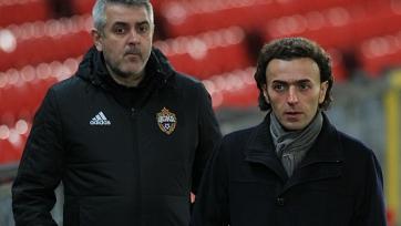 Бабаев – о продаже ЦСКА: «Это абсолютная чушь и не соответствует действительности ни в каком смысле»