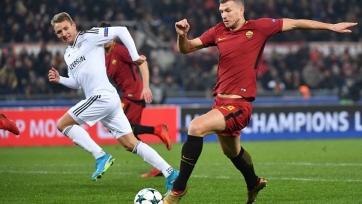 «Рома» переиграла «Карабах» и опередила «Челси»