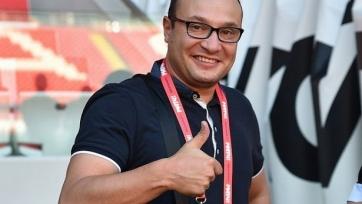 Генич поделился ожиданиями от поединка «Ливерпуль» - «Спартак»