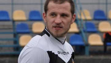 Александр Алиев может продолжить карьеру в команде «Полесье»
