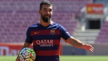 Стало известно, почему Туран не играл за «Барселону»
