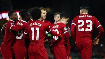 Лучше бы дома сидели. «Спартак» пропустил семь безответных мячей от «Ливерпуля»