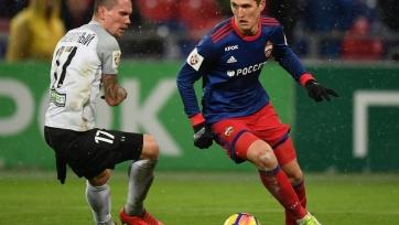 Васин стал вторым по перехватам в групповом раунде Лиги чемпионов