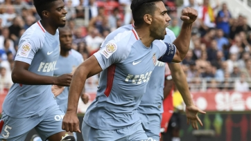 Фалькао отреагировал на разгромное поражение «Монако»