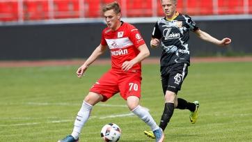 Капитан молодёжного «Спартака» рискует получить 10 матчей дисквалификации за расизм