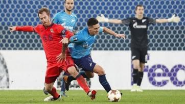 «Реал Сосьедад» – «Зенит». Стартовые составы команд