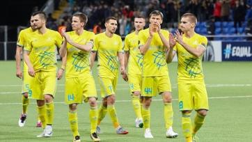«Астана» переиграла «Славию» и вышла в плей-офф Лиги Европы, «Вильярреал» уступил «Маккаби»