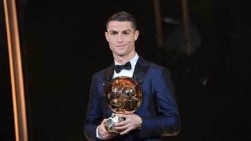 Роналду: «Я хочу быть лучшим»