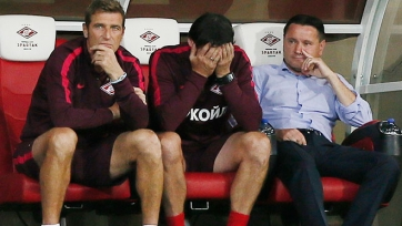 Аленичев: «Меня бы просто уволили после 0:7»