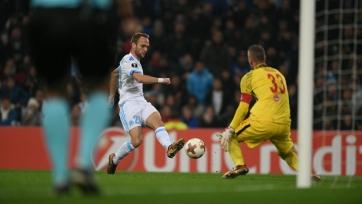 «Марсель» сыграл вничью с «Зальцбургом» и прошёл в плей-офф