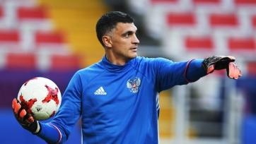 Владимир Габулов сыграл 300-й матч в РФПЛ