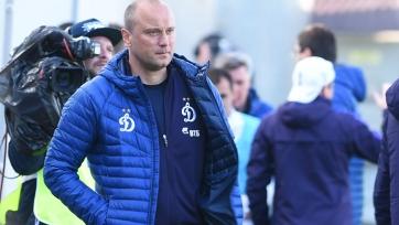 Хохлов сожалеет о том, что впереди перерыв в чемпионате, ведь «Динамо» только-только поймало кураж