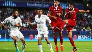 «Реал» - «Севилья». Стартовые составы команд
