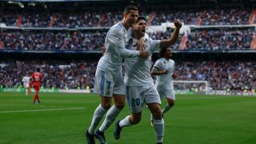 «Реал» пять раз поразил ворота «Севильи»