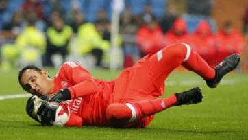 Навас вошёл в топ-10 вратарей «Реала» по количеству матчей