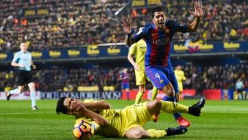 «Вильярреал» – «Барселона». Стартовые составы команд